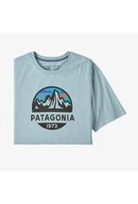 Patagonia M's Fitz Roy Scoop Organic T-Shirt