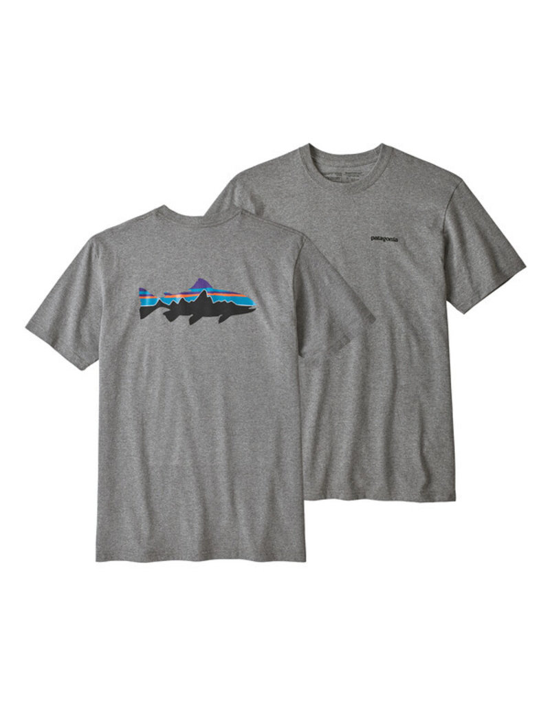 Patagonia M's Fitz Roy Trout t