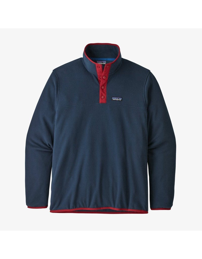 Patagonia M's micro D snap T pullover