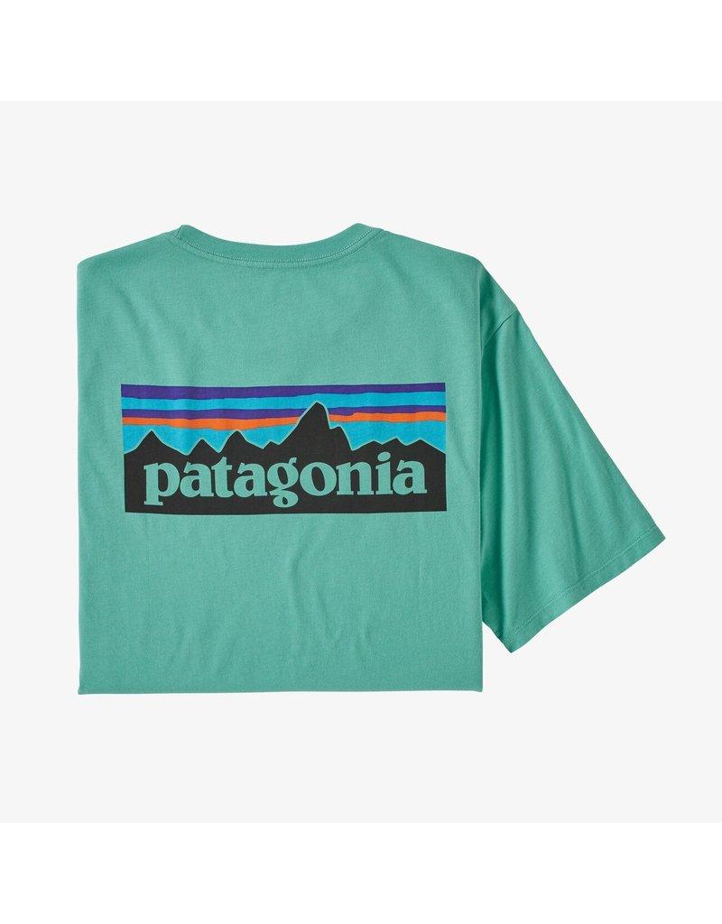 Patagonia M's p-6 logo organic t