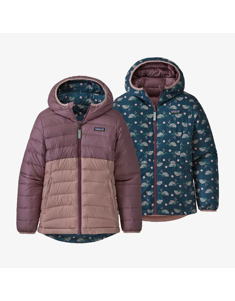 Patagonia Reversible down sweater hoody