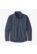Patagonia W driving song flannel shirt