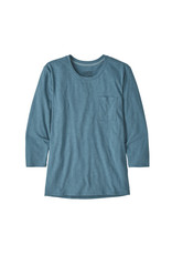 Patagonia W mainstay 3/4 sleeved top