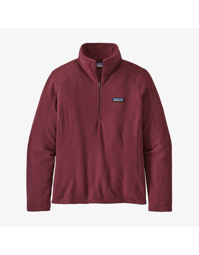 Patagonia W's micro d 1/4 zip