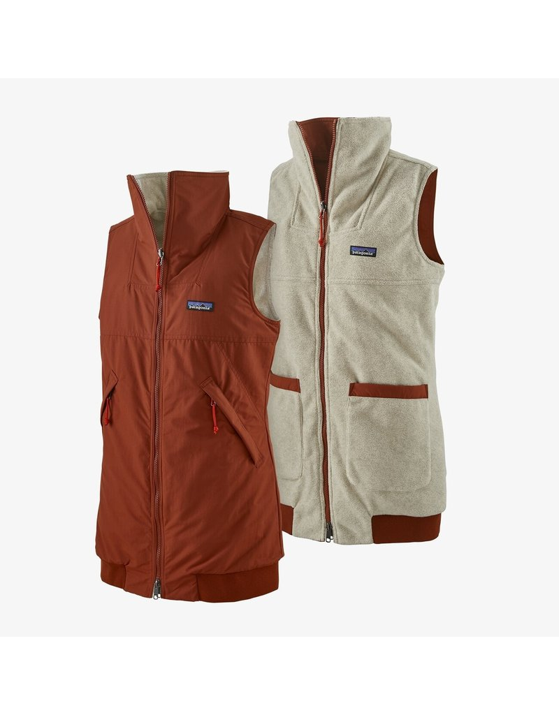 Patagonia W's shelled synch reversible vest