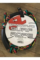 Straight Line SL knotted surf rope 20'