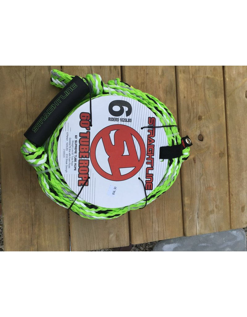 Straight Line SL supreme tube rope 6p