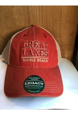 Sauble Beach Great Lakes block hat