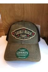 Sauble Beach SB wings trucker hat