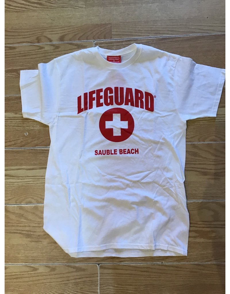 Lifeguard Unisex lifeguard t-shirt