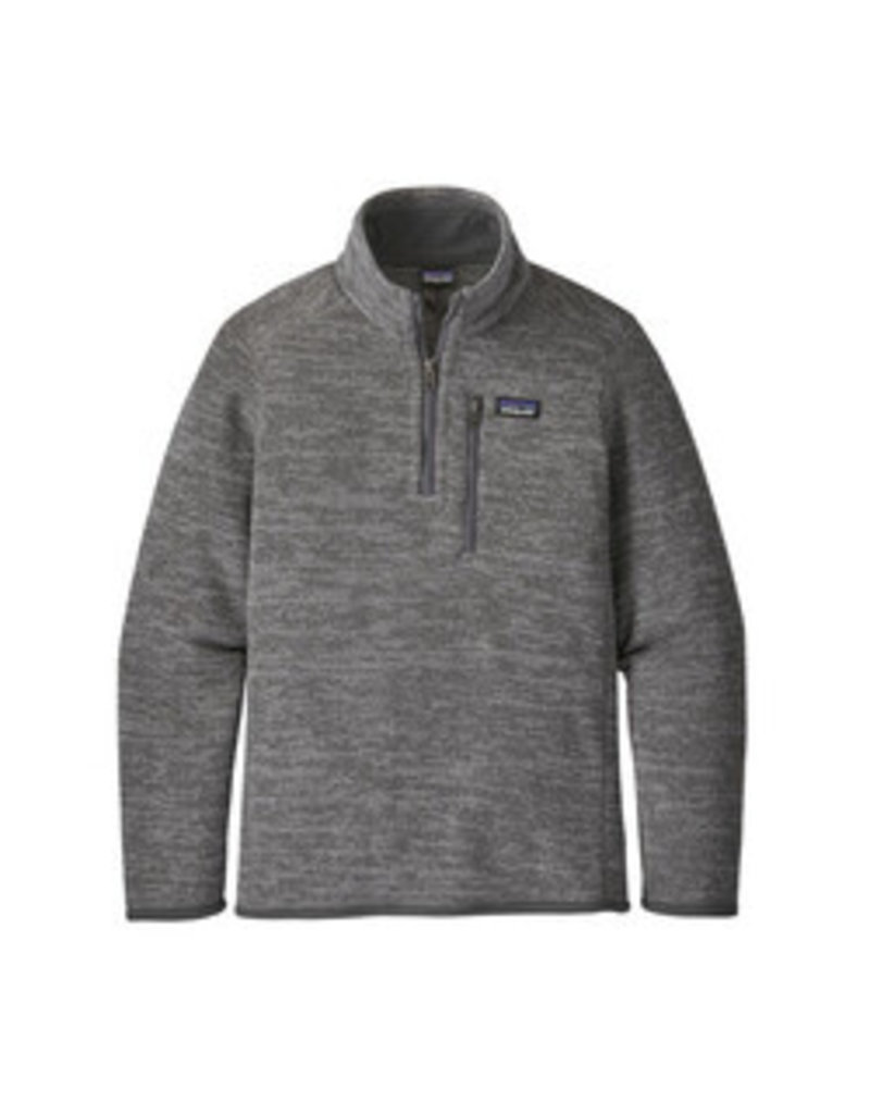 Patagonia Boys better sweater 1/4 zip