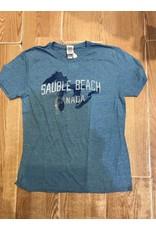 Sauble Beach SB comprehend snow tee