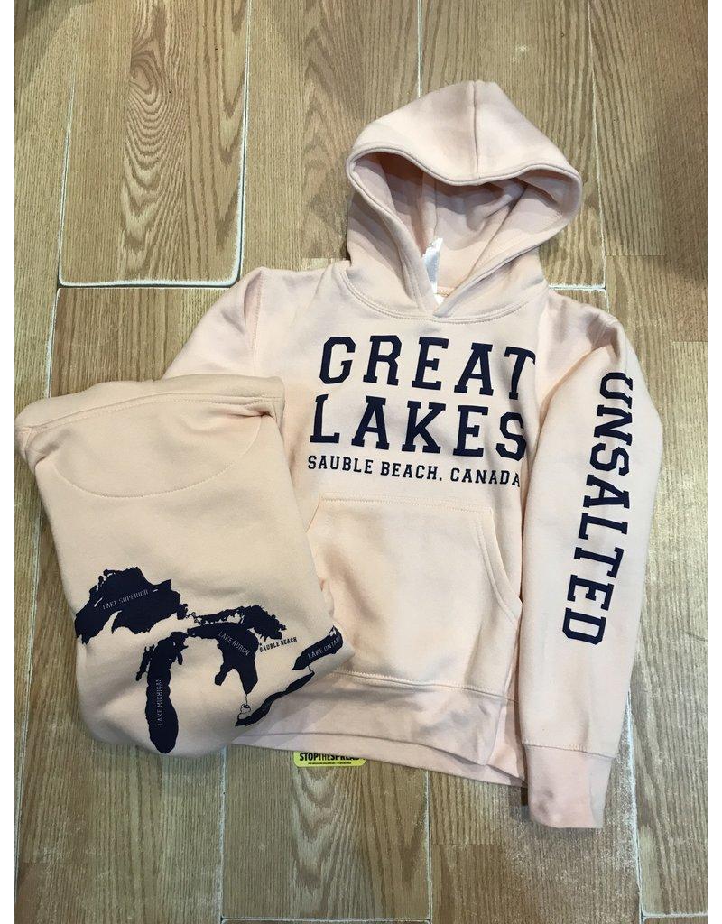 Sauble Beach Great Lakes youth hood p/o