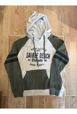 Sauble Beach Angel fleece willow