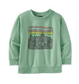 Patagonia Baby lightweight crew sweatshirt