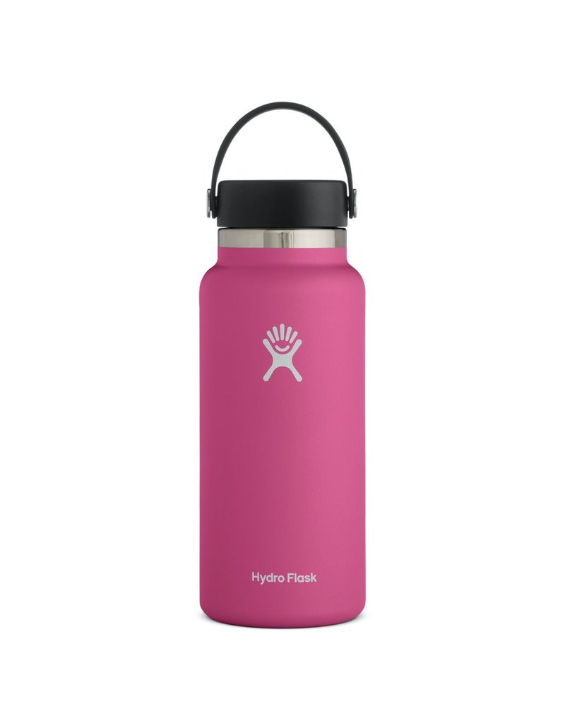Hydro Flask 32oz wide mouth with flex cap