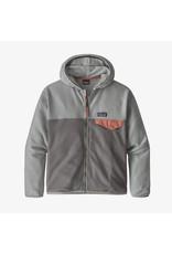 Patagonia Girls micro D snap T jacket