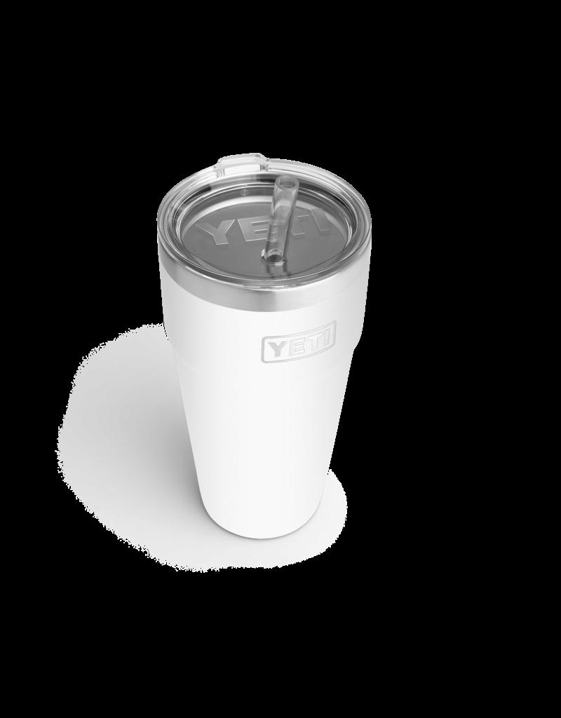 Yeti 26oz straw cup
