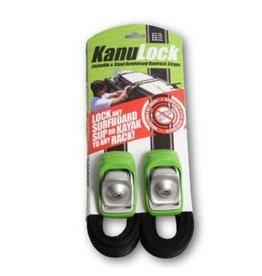 Kanulock Kanulock lockable tie down set