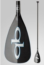 quickblade Quickblade flyweight ac adjustable 70-78 SUP paddle