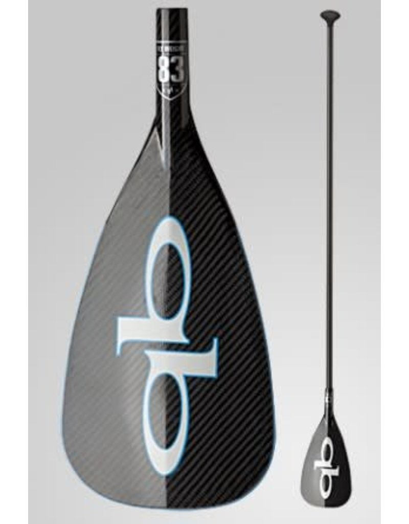 quickblade Quickblade flyweight ac adjustable 70-78 SUP paddle