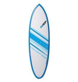 NSP NSP hybrid surfboard '16 blue