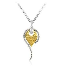 Vanity Heart Pendant Necklace