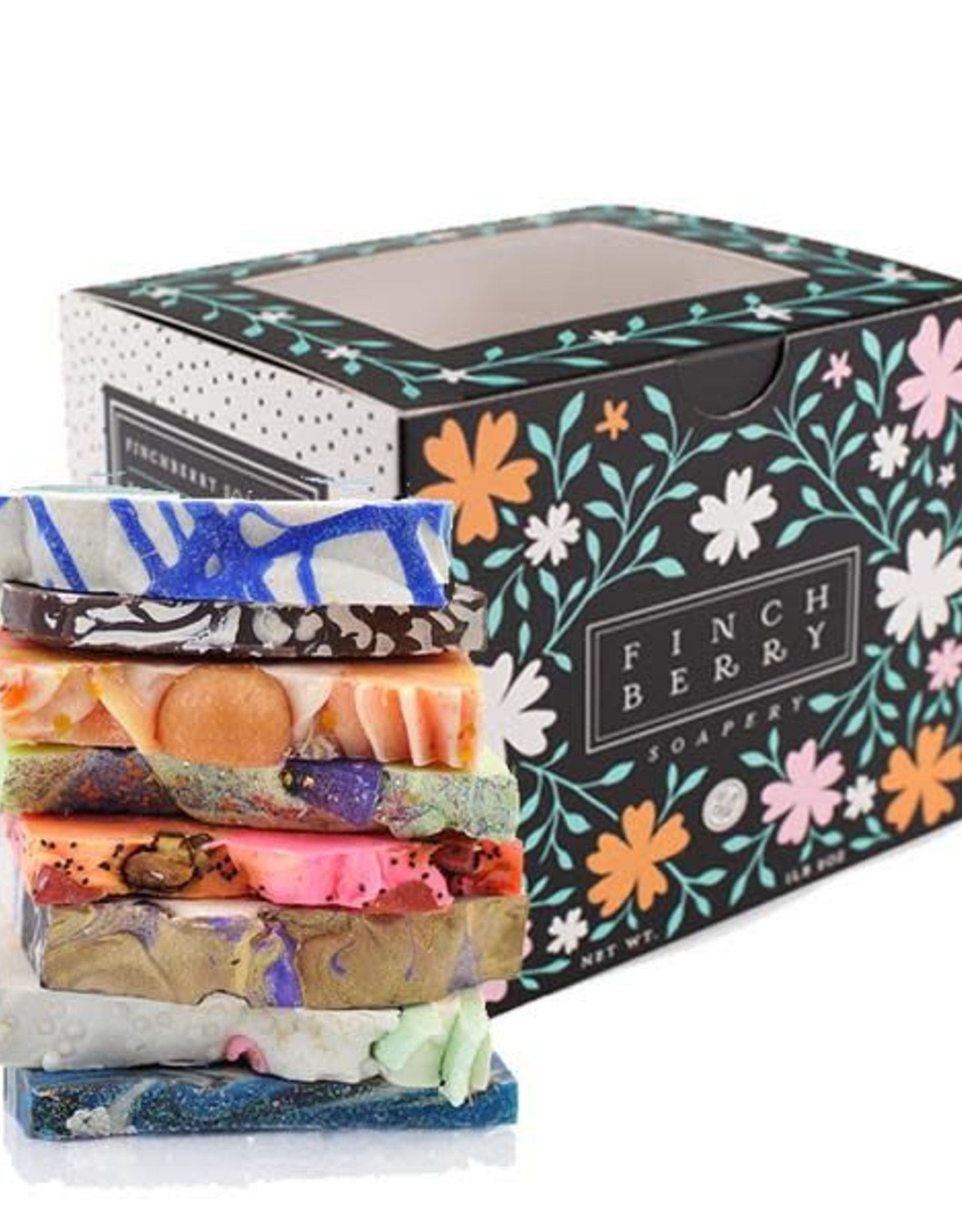 Finch Berry Finchberry 1 LB Sampler Soaps