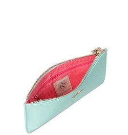 Spartina Retreat East West Wristlet Teal