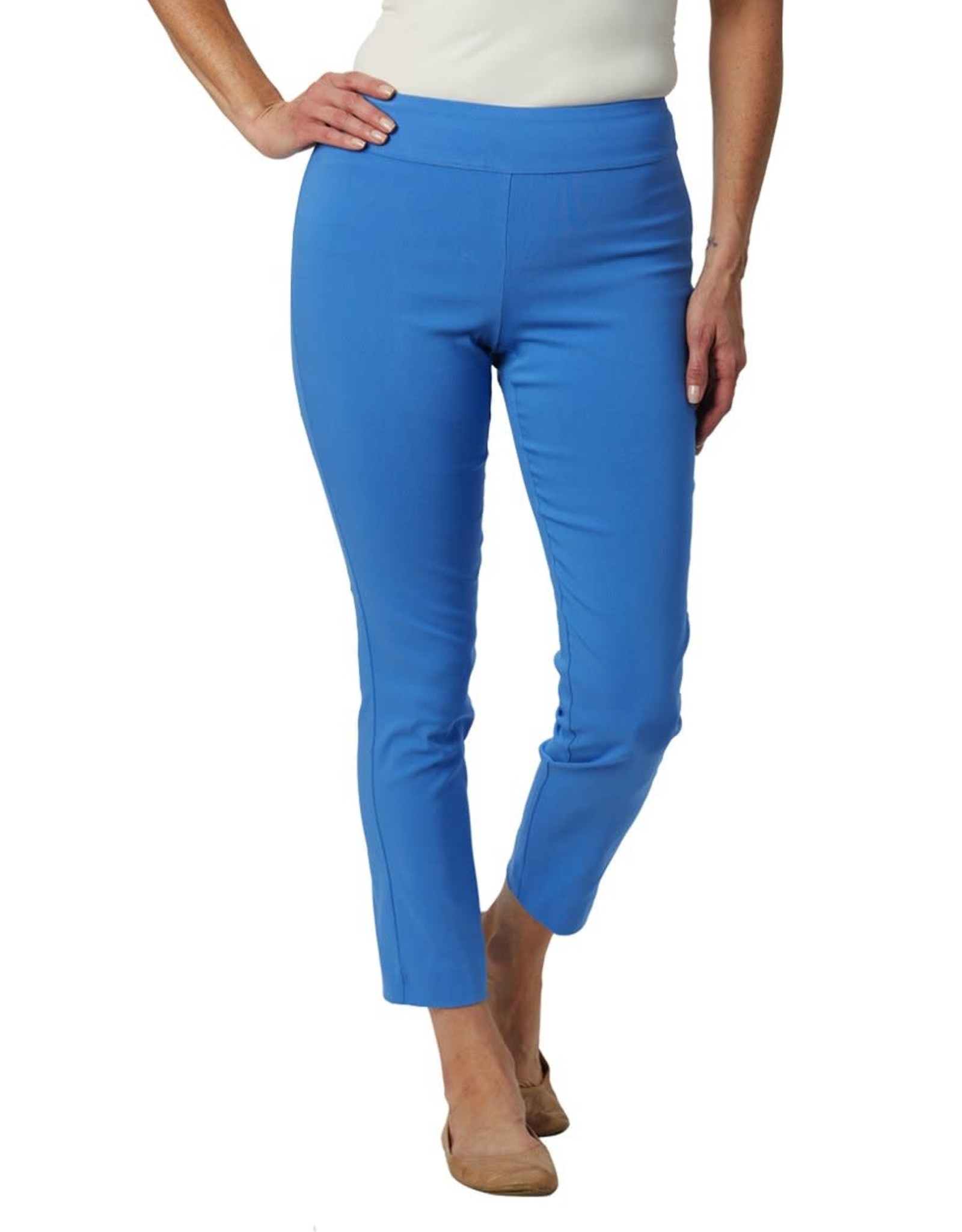 Krazy Larry Pant Krazy Larry's Blue Pull On Pant