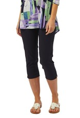 Krazy Larry Pant Krazy Larry's Pull On Crop Pant