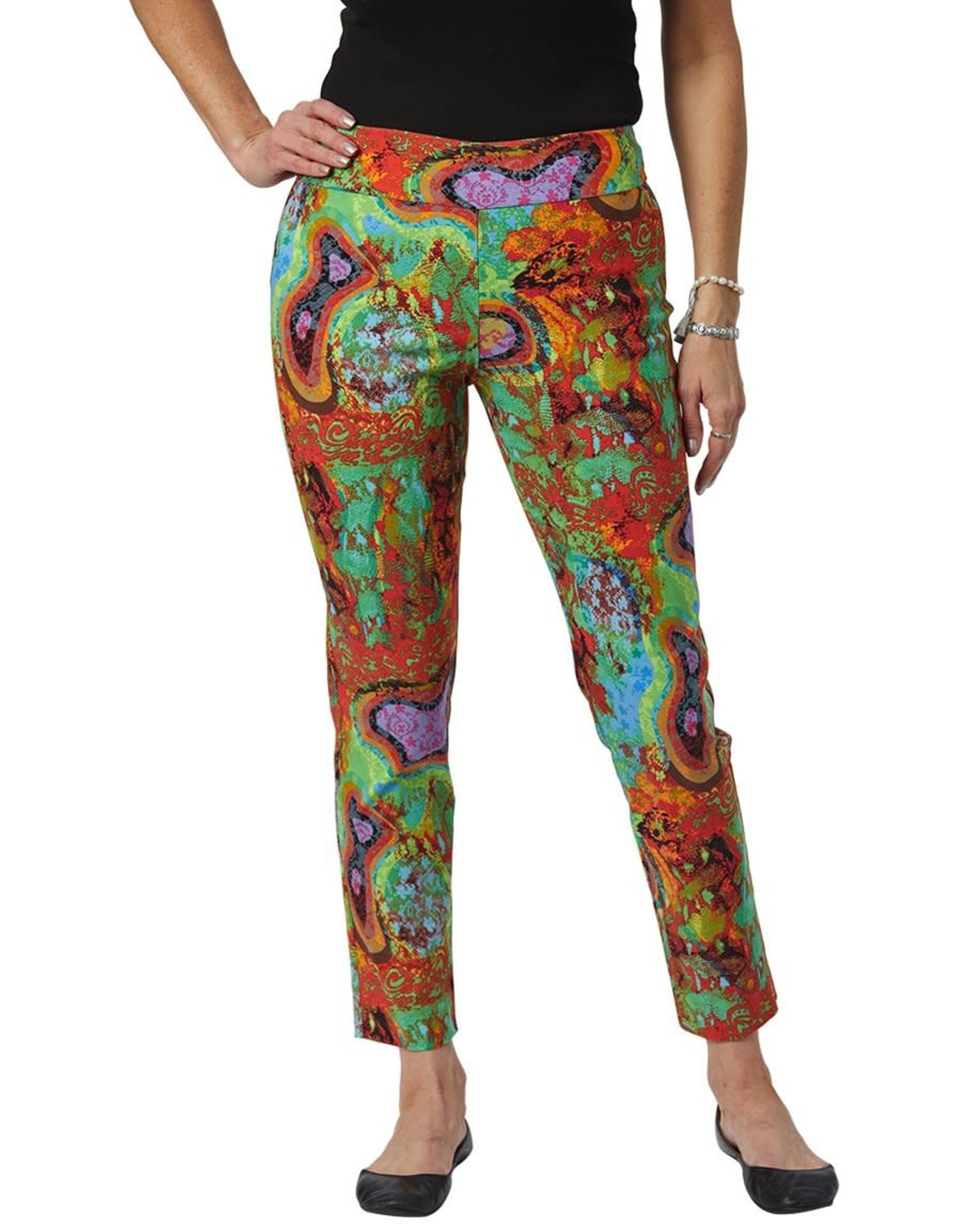 Krazy Larry Pant Krazy Larry's Party Pull on Pant