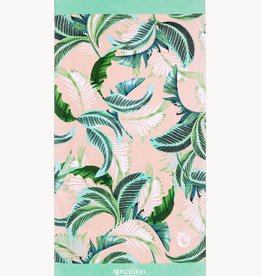 Spartina Retreat Beach Towel Cabana Leaf