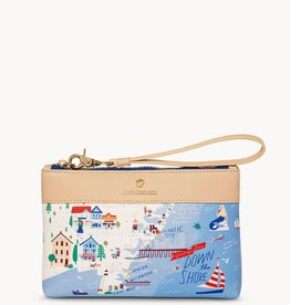 Spartina Scout Wristlet Down the Shore
