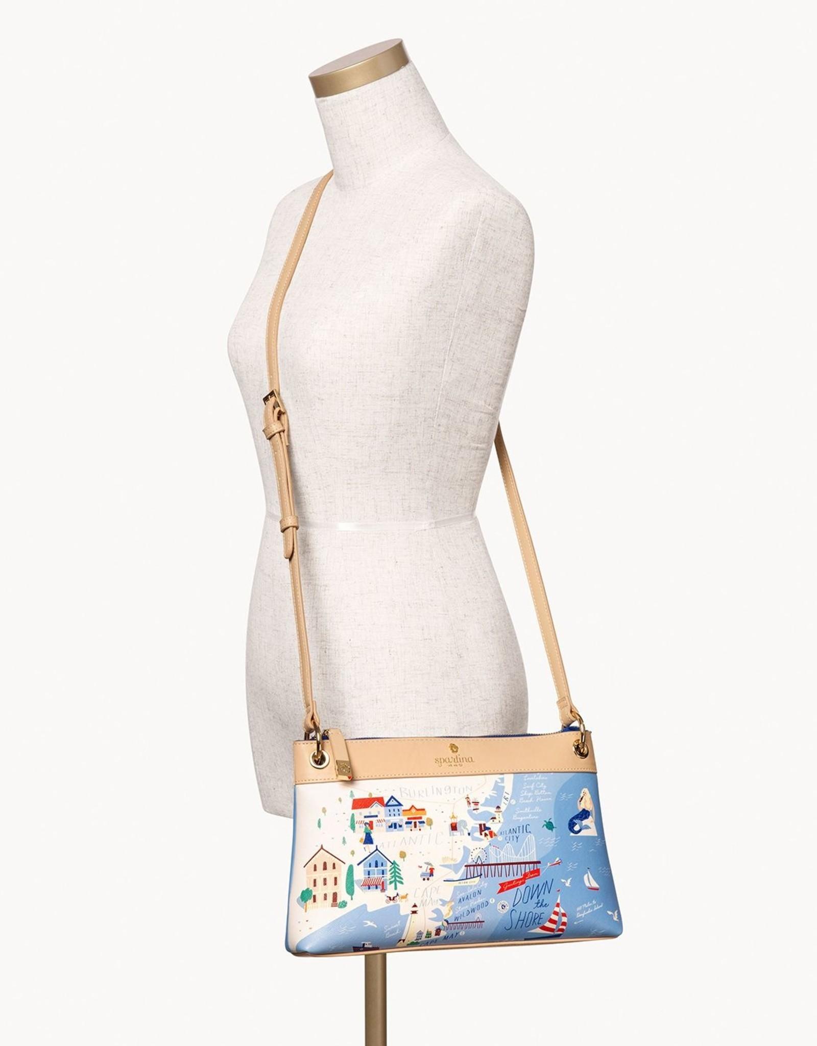 Spartina Down the Shore Crossbody Bag