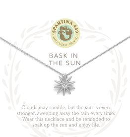 Spartina Spartina SLV Bask Necklace