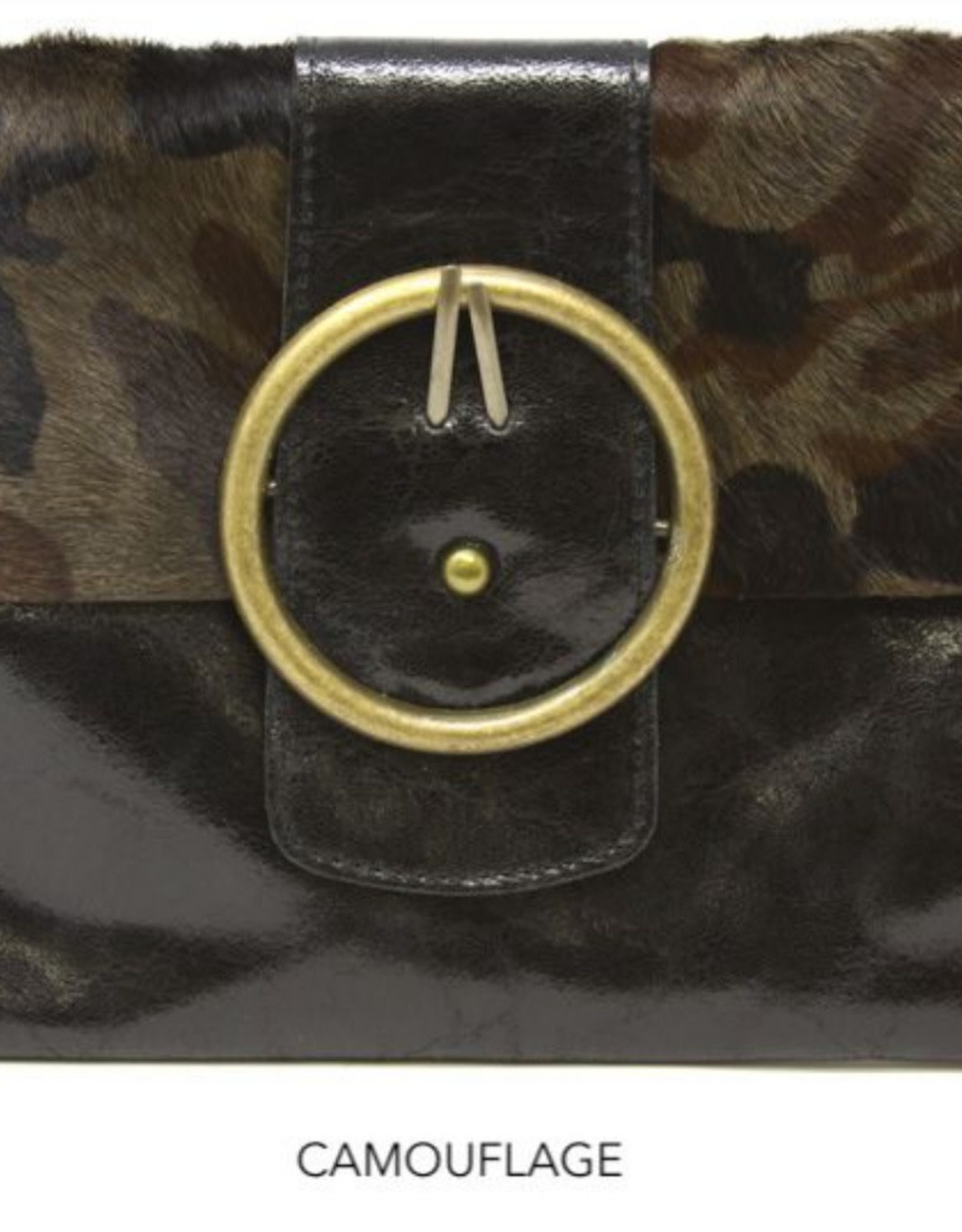 Gen. Leather/ Hair  Made in Italy  Purse