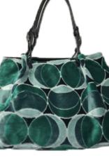 glenda Gies Baby Sadie: Jade Green Chenille Circles