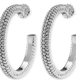 Simon Sebbag Designs Long Pros Hoop Earrings