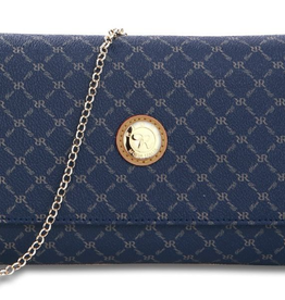 Rioni Rioni Navy Elle Evening Bag