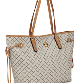 Rioni Rioni Luxe Natural Luxury Tote Medium