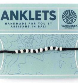 Wanderer Bracelets Mini Beads Anklet