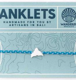 Wanderer Bracelets Mermaid Tail Anklet