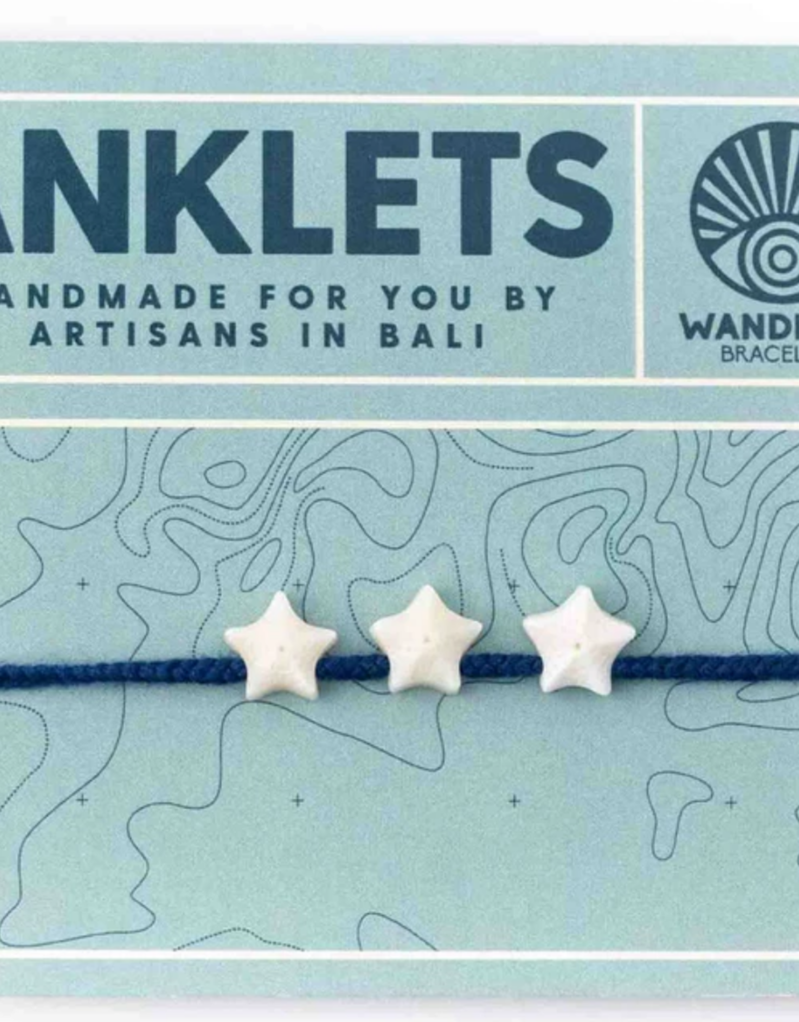Wanderer Bracelets Starfish  Anklet