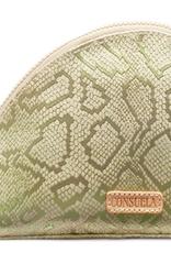 Consuela Brandy Large Cosmetic Case