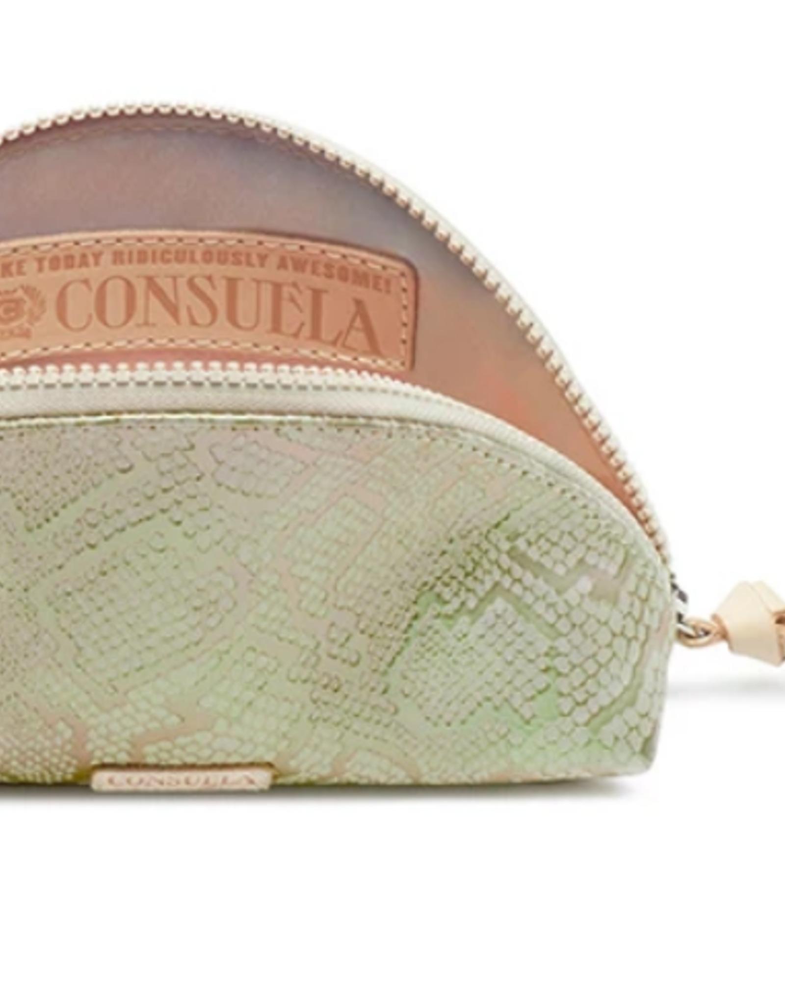 Consuela Brandy Medium Cosmetic Case