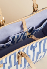 Spartina Jettsetter Tote Oyster Alley
