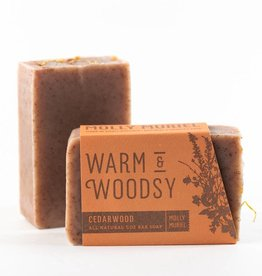 Warm & Woodsy Bar Soap