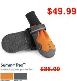 Ruffwear SALE! $49.99 - Summit Trex - Set of Four Dog Boots