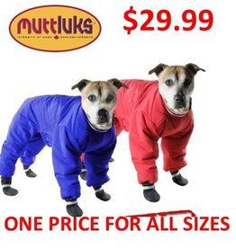 Muttluks Reversible Dog Snowsuit